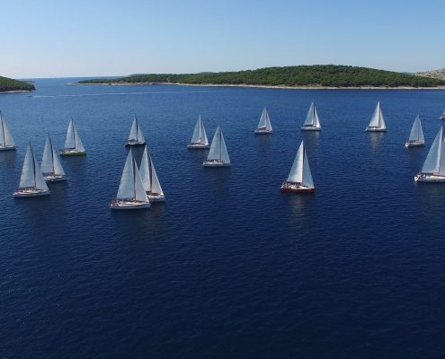 Marley Point Yacht Race